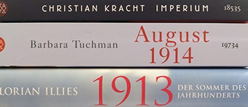 Books about the First World War