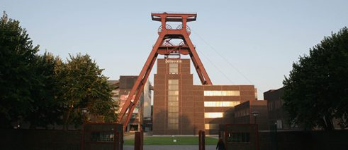 Zollverein coal mine in Essen