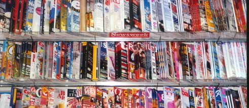 Media companies make less and less profits with programme and women's magazines.