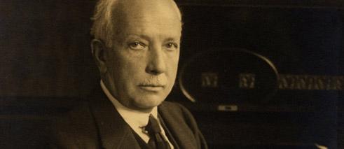 Der Komponist <b>Richard Strauss</b> um 1925. - Intro-Richard-Strauss_491