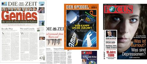 The weekly press in Germany