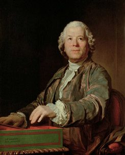 A composer and careful revolutionary of the opera: Christoph Willibald Gluck.