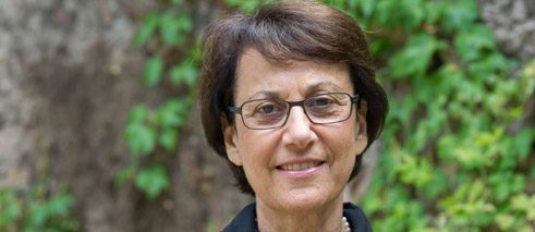 Professor Anat Feinberg does research on Hebrew and Jewish literature.