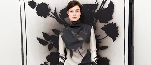 German Designer Women's Clothing Lutz Huelle Collection