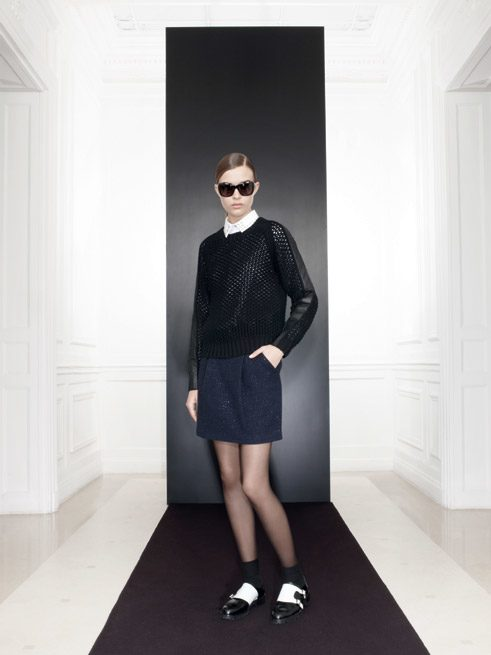 KARL LAGERFELD, Collection autumn/winter 2014/1