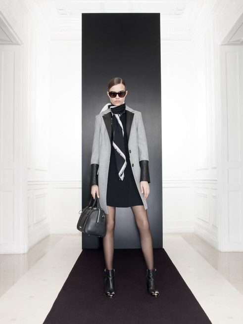 KARL LAGERFELD, Kollektion Herbst/Winter 2014/15