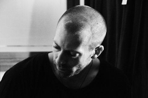 Portrait Boris Bidjan Saberi
