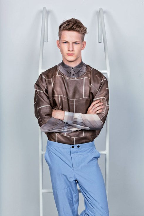 STEPHAN SCHNEIDER, Collection spring/summer 2014