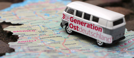 The Dritte Generation Ostdeutschland network went on tour in 2012 with a series of readings and discussions.