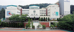 Busan Internationale Fremdsprachenoberschule