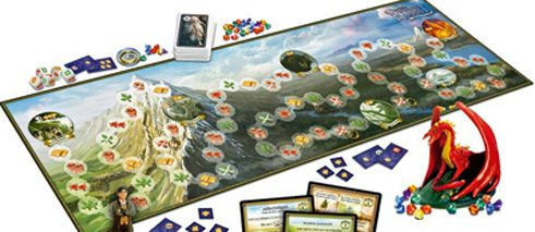 "Board game ""The Hobbit"" 
