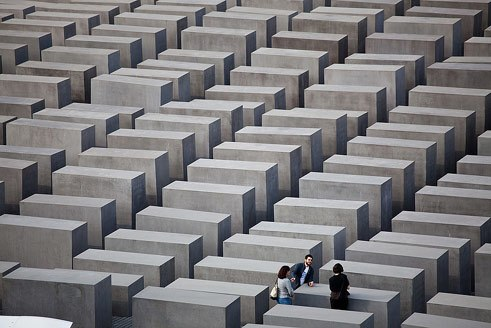 Holocaust Memorial Berlin