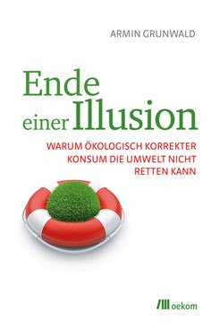 "Cover of the book ""Ende einer Illusion"""