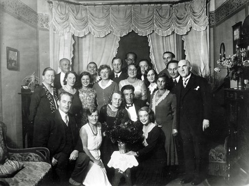 The Wächter family.