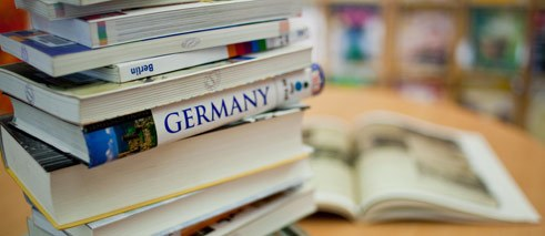 Travel guides about Germany