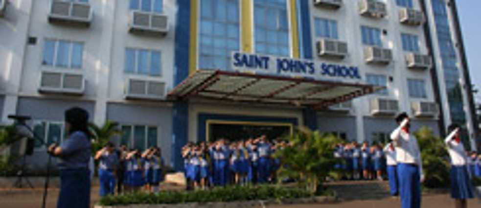 Saint John S Catholic School Goethe Institut Indonesien