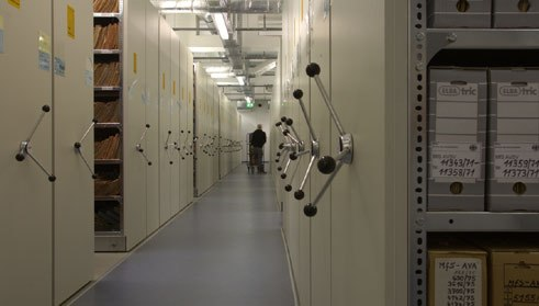 A legacy of German history: the Agency for Stasi records.