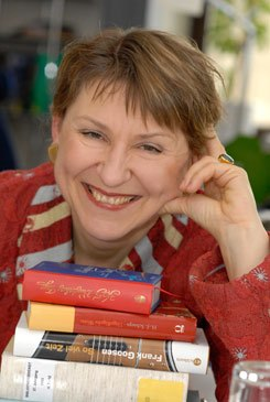 Barbara Lison, director of the Bremen Public Library and member of the IFLA governing board