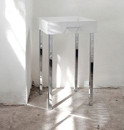 Tischserie: Drawer Side Tables, 2008