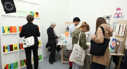 Self-Publishing Book Fair for Design and Art