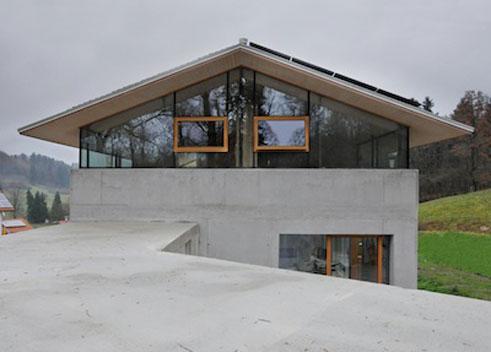 magazin alpine architektur neue projekte in den bergen. Black Bedroom Furniture Sets. Home Design Ideas