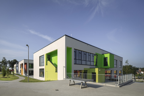 Inclusion In School Buildings United, Together