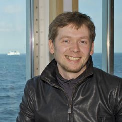 Student Johannes Beel wants to write his B.A. thesis in Sweden.