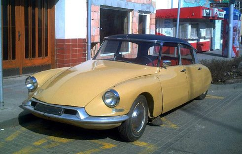 Citroën DS 19, Bj 1955, Series 1 (1955–1962)