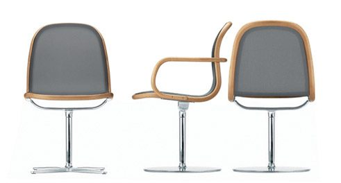 Stuhl A660 by Thonet, Design: James Irvine
