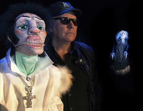 "Stuffed Puppet/Neville Tranter, Australien/Niederlande: ""The King - Downfall of a Superstar"""