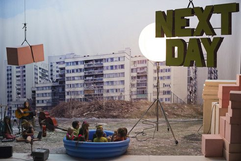 "Philippe Quesne/CAMPO, Frankreich/Belgien: ""Next Day"""