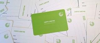 Carte Allemagne Goethe Institut.Carte Goethe Goethe Institut Frankreich