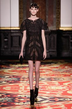 Iris van Herpen's 3D-Design, Voltage-Look