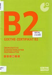 Kütüphanedeki Kaynaklar B2 Goethe Institut Türkei