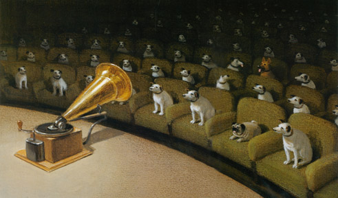 Illustration von Michael Sowa