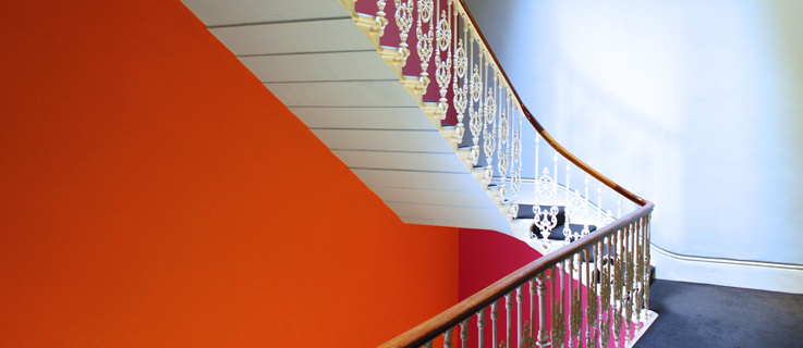 Staircase Goethe-Institut London
