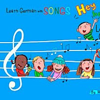 Learn German with Songs. Book and CD by Martina Schwarz