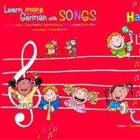 Learn More German with Songs. Book and CD by Martina Schwarz