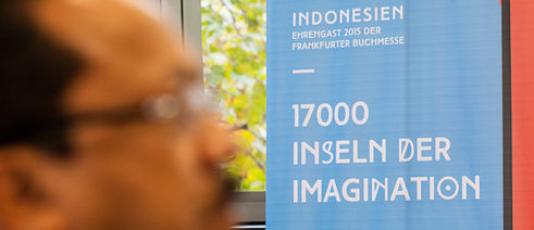 Indonesia is guest of honour at the 2015 Frankfurt Book Fair