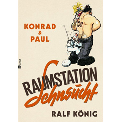 Cover Raumstation Sehnsucht