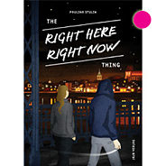 Cover The Right Here Right Now Thing mit Markierung