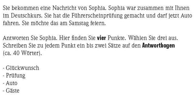 Briefe Schreiben Niveau A1 تعلم الالمانية مع مارو كتابة الرسائل