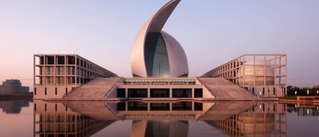 Architectural photography by HG Esch