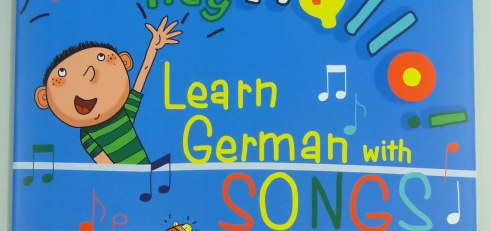 Songbook Learn German with Songs