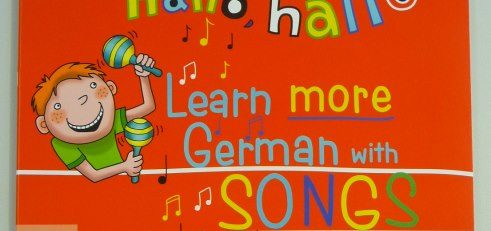 Songbook Learn More German with Songs