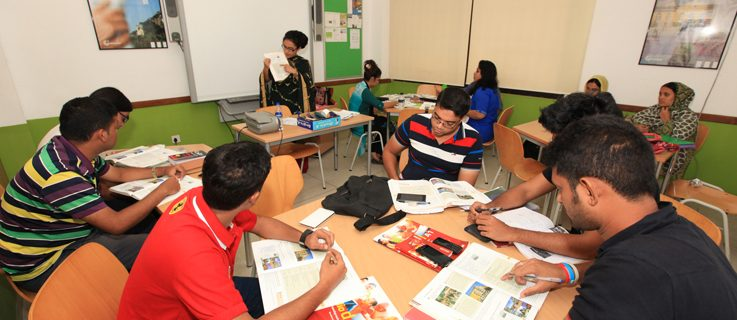 Modern environment and cooperative learning are warrants for study success