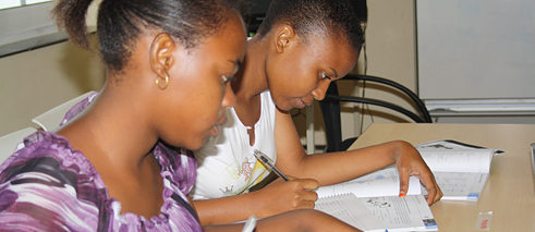 Professional development in Tanzania