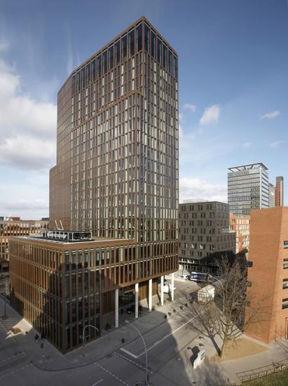 Architekturspaziergang hamburg von der speicherstadt bis for Schicke hotels hamburg