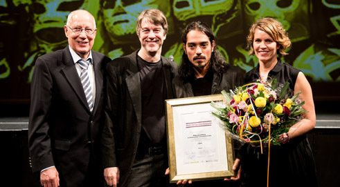 Award ceremony of Heidelberg Play Market 2015
