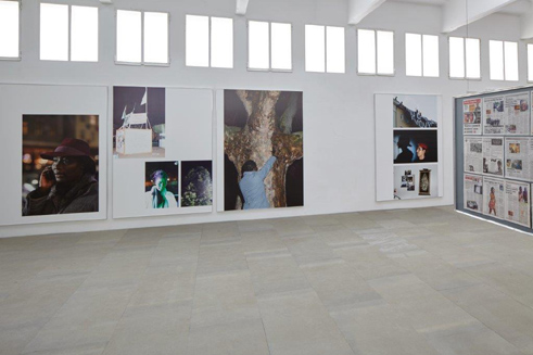Tobias Zielony, The Citizen, Deutscher Pavillion, La Biennale di Venezia 2015